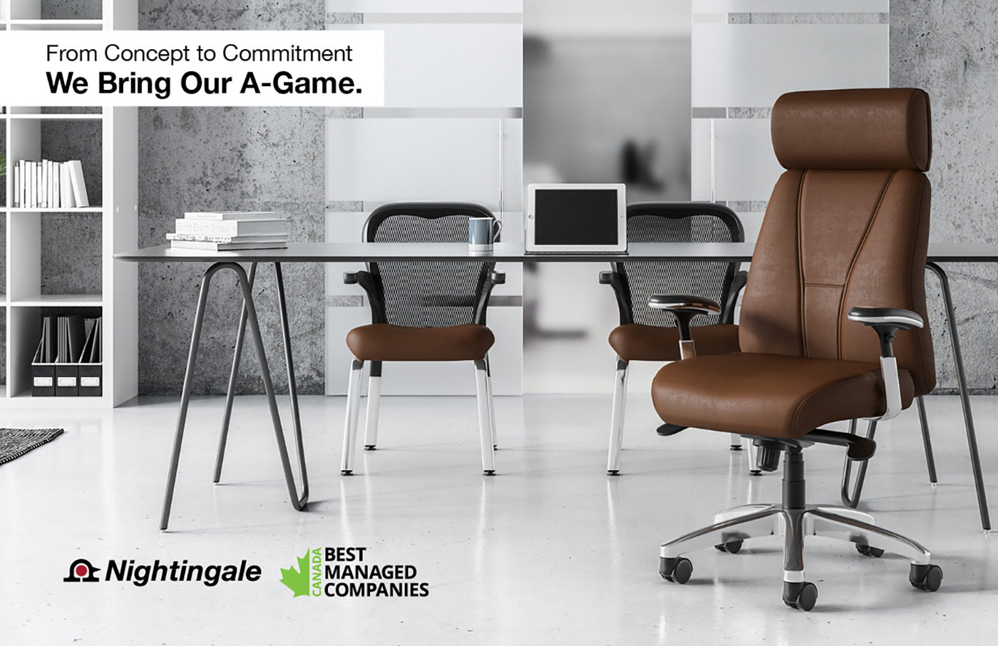 Awards and Recognitions | Nightingale Chairs